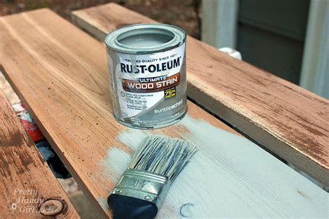 Faux Barn Wood Painting Techniques - make wood look weathered gray stain