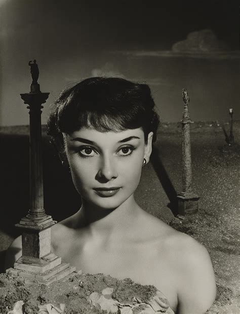 audrey hepburn angus mcbean audrey hepburn at the national portrait gallery