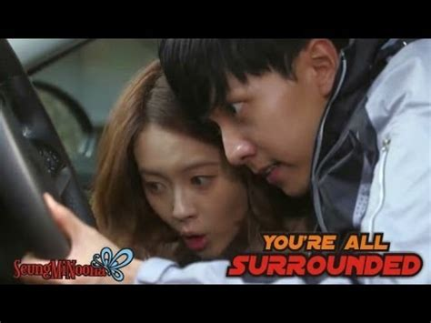 dramafire you re all surrounded episode you re all surrounded episode 9 engsub 2014 cut youtube