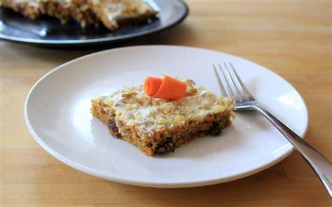 America S Test Kitchen Carrot Cake by Gluten Free Vegan Carrot Cake Squares Coconut