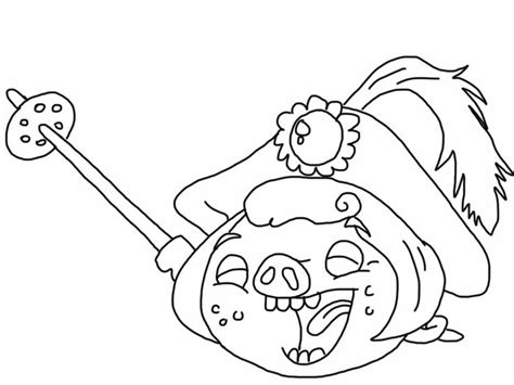 coloring pages angry birds epic angry birds epic coloring page prince porky coloring