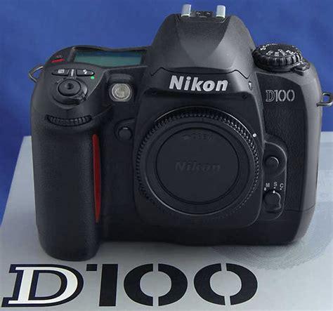 Nikon D100 nikon d100 shandybt