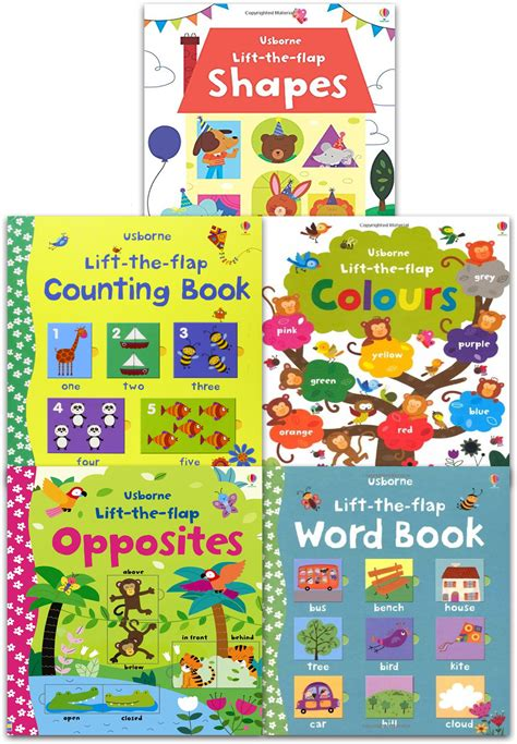 Best Seller New Vienna Family Set 3kg usborne lift the flap collection 5 books set counting