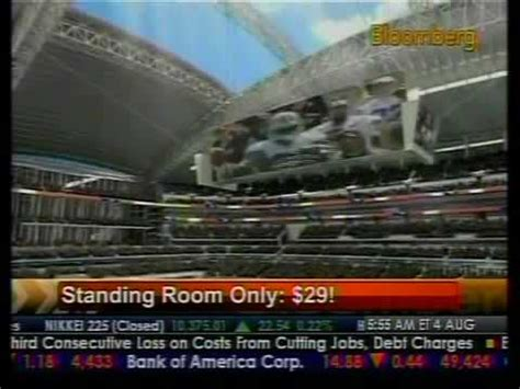 standing room tickets standing room only 29 bloomberg
