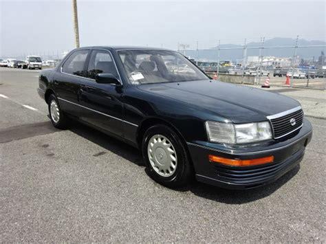 jdm lexus ls400 1991 toyota celsior lexus ls400 v8 jdm rhd sedan 1uz