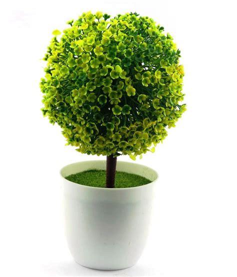 Instant Bonsai Just Remove Genes by Importwala Green Plastic Bonsai Artificial Plant Buy