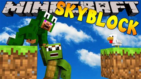 skyblock and challenges minecraft skyblock challenge us