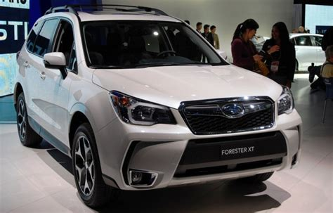 subaru forester grill 2015 subaru forester review price msrp mpg
