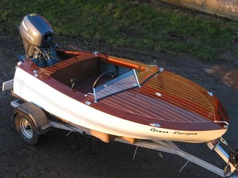 wooden boat plans glen l glen l pee wee cute mini boat pinterest chris