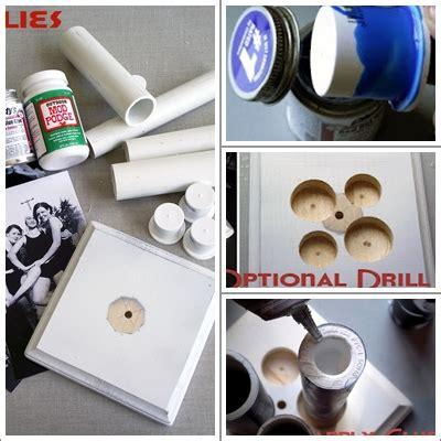como colocar tubos para base como fazer artesanato com tubo de pvc