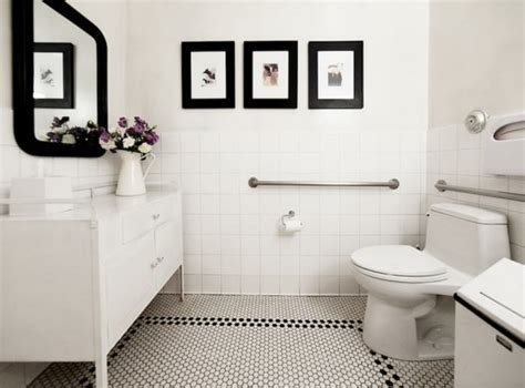 71 cool black and white bathroom design ideas digsdigs