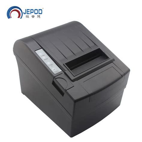 Printer Kasir Thermal Kertas 80 Mm Autocuter Usb Promo aliexpress buy jp 8006 80mm usb thermal receipt printer auto cutter 80mm thermal printer