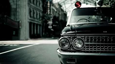 retro cer vintage car headlights photography wallpapers hd