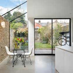 design house extension rise design studio adds glass extension to north london