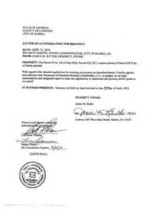 Authorization Letter Use Property property authorization letter sell property sample documentshub use