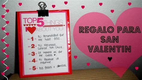 imagenes originales para el 14 de febrero top 5 regalo para san valentin tutorial novio youtube