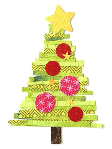 christmas tree paper pieced christmas tree in july free paper piecing patterns for scrapbooks wittycrafts