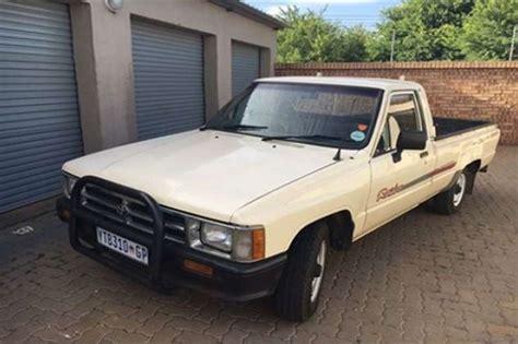 diesel cars for sale toyota hilux 2 4 diesel bakkie cars for sale in gauteng