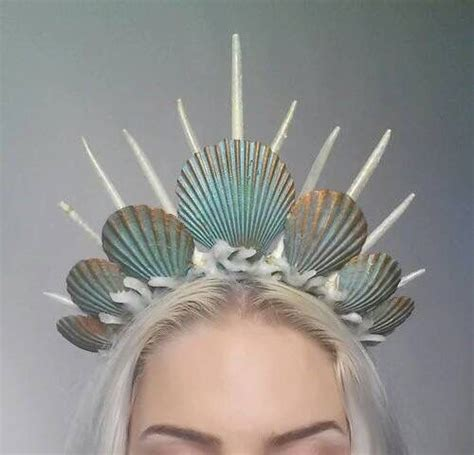 1000 Images About Mermaid Crowns 1000 Ideas About Mermaid Makeup On Makeup Mermaid Makeup And
