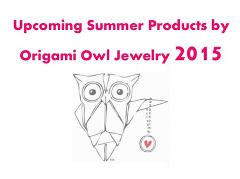 Origami Owl 2015 - upcoming summer products by origami owl jewelry 2015
