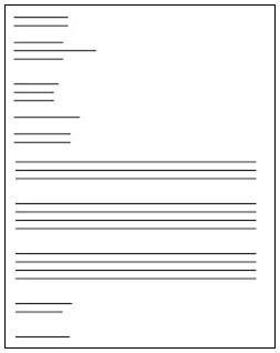 Exles Business Letter Complaint Using Block Style business letter in block style 8 block style