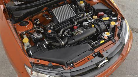 subaru impreza special edition wrx engine