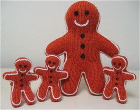knitting pattern gingerbread man knitted gingerbread patterns 1000 free patterns