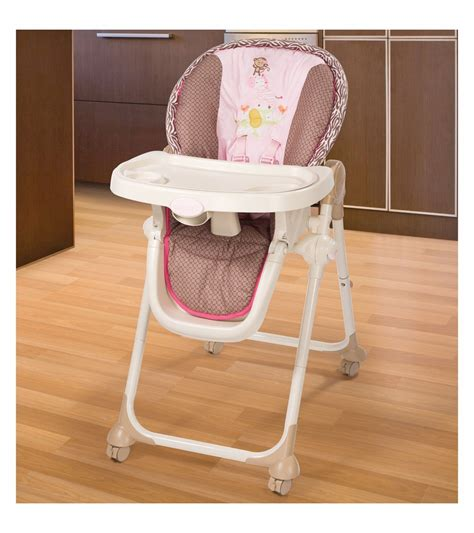 summer infant high chair insert s jungle newborn to toddler foldin high chair