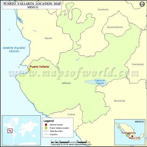 vallarta world map where is vallarta location of vallarta in