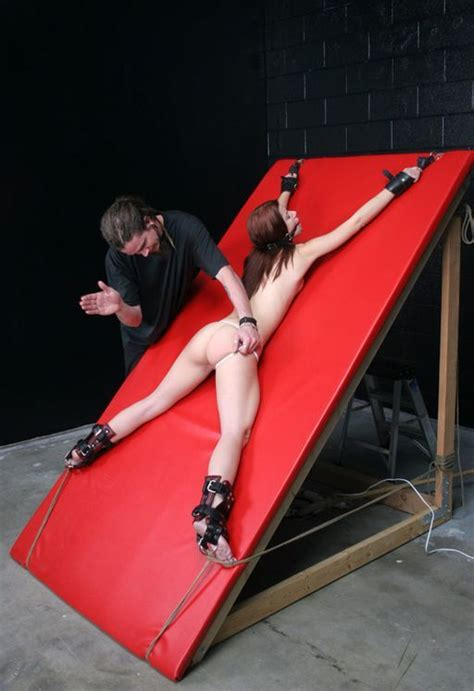 tied to spanking bench 65 best bdsm furniture images on pinterest
