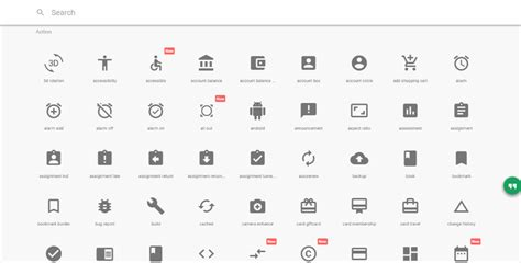 material design icon usage 62 best websites to download free material design icons