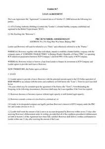 Business Agreement Template Between Two Parties Loan Request Letter Format Business Loan Proposal Templat