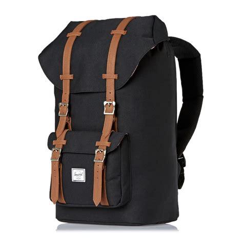 herschel america backpack black free uk delivery