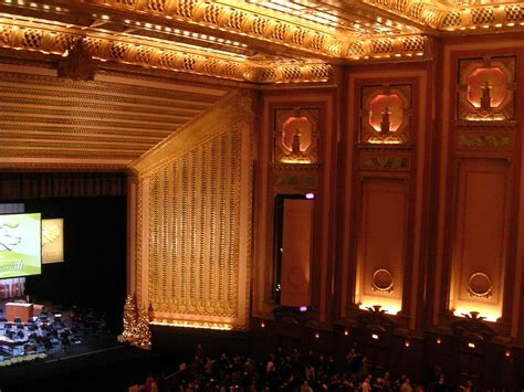 Chicago Opera House by Civic Opera House Chicago