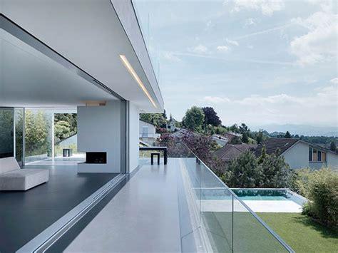 feldbalz house contemporary glass home  brilliant