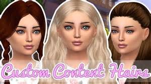 sims 4 cc for kids hair sims 4 kid hair cc private school for girls and sims 4