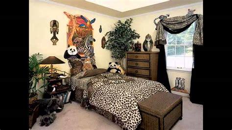 safari style home decor awesome animal print living room ideas youtube