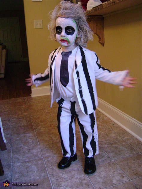 beetlejuice costume   boy