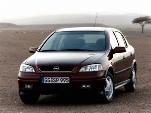 Opel Astra G Specs 1998 Opel Astra G Pictures Information And Specs Auto