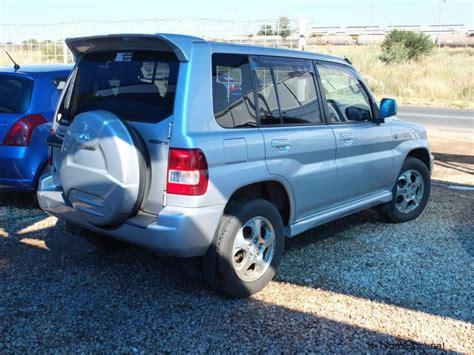 mitsubishi gdi turbo used mitsubishi pajero io gdi turbo 2002 pajero io gdi