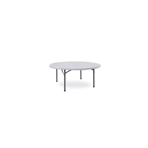 tavoli pieghevoli per catering tavolo rotondo in noleggio diam 150cm pieghevole per