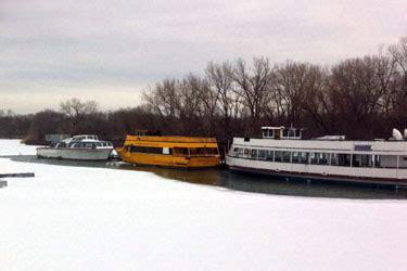 wendella boats wendella fleet ice locked will miss start of its season