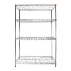 metal shelving lowes shop style selections 5 ft 11 77 in h x 3 ft 11 79 in w x