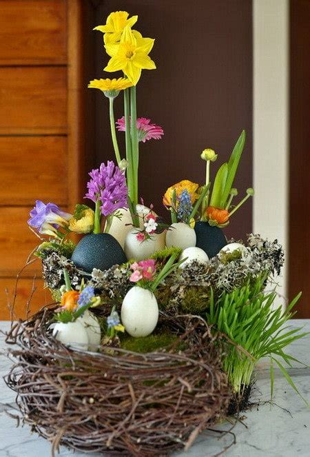 homemade easter decorations for the home 50 homemade easter decorating ideas diy decorations