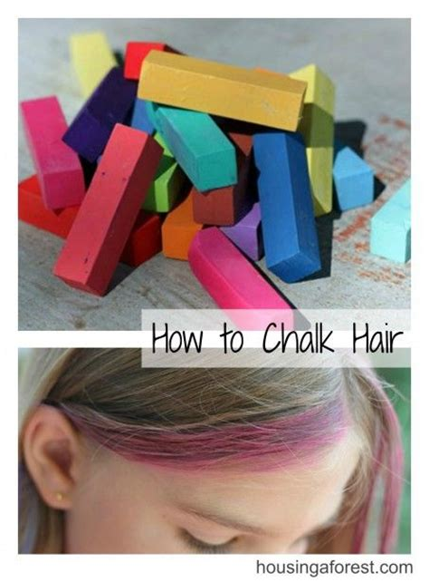 hair chalking a new look at diy hair color stylenoted 320 best images about fun things to make w kids on