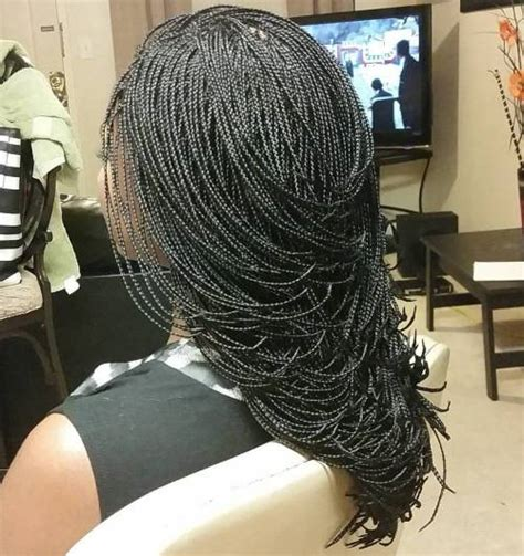 micro braids hairstyles braids than normal micro box 40 ideas of micro braids invisible braids and micro twists