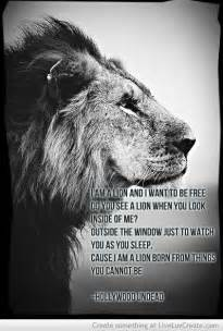 Am a lion picture by girlwithnosoul inspiring photo