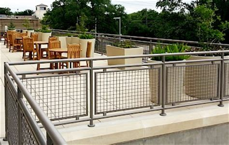 mesh banister guard banister guard mesh commercial railing view the gallery