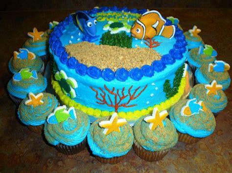 nemo cake template image of coolest finding nemo birthday cakes dory cakes