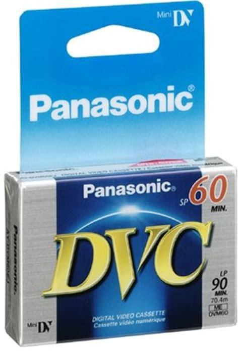 Dv Mini Cassette Panasonic Dvm60 Linearplus panasonic ay dvm60 digital mini dv cassette continuous varying incidence cvi